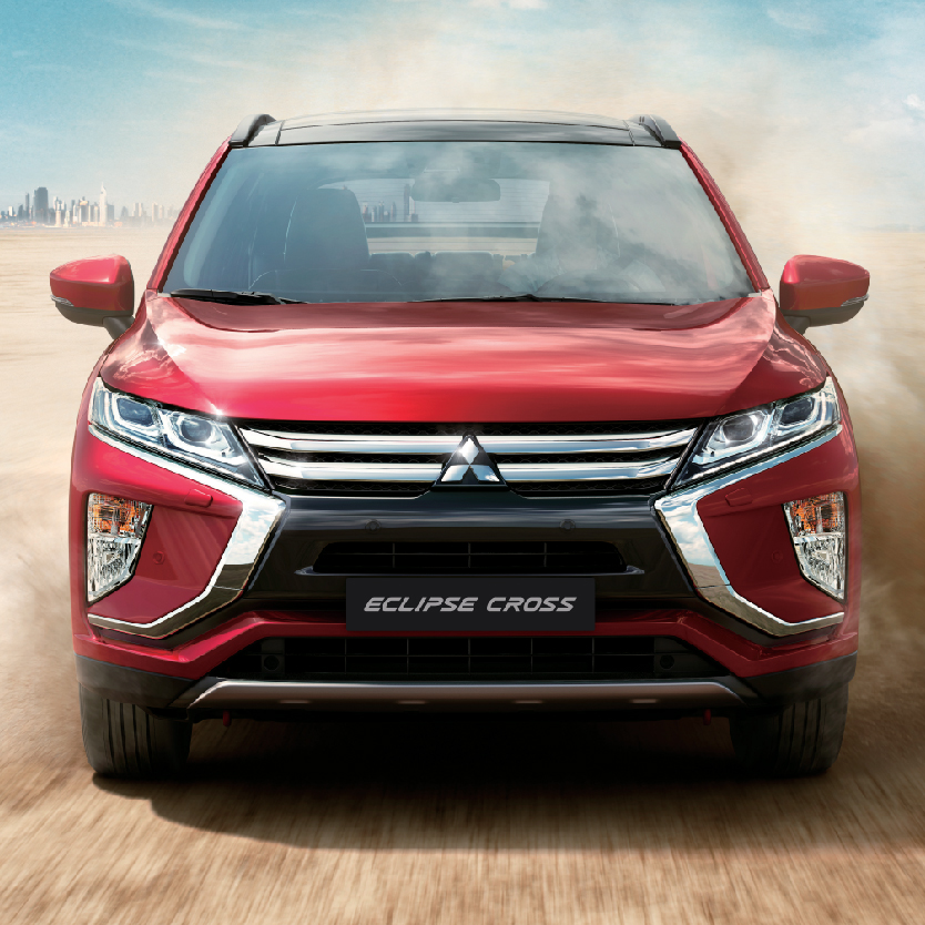 ECLIPSE CROSS HPE-S